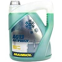 MANNOL Antifreeze AG13-40 Kühlerfrostschutz Kühlmittel MN4013-5, 5L