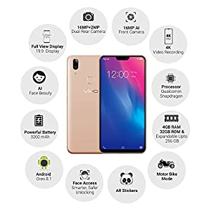 Vivo V9 Youth (Gold)