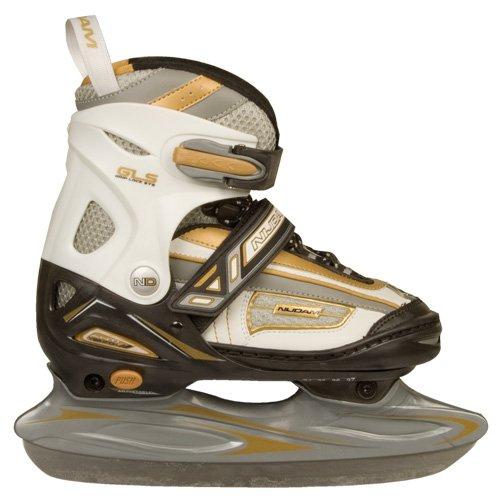 Nijdam Junior Kinder Eishockey Schlittschuhe mehrere Größen verstellbar