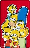 Silver Hi-Tech 17413 Iconiccard Simpsons Family Memoria USB portatile