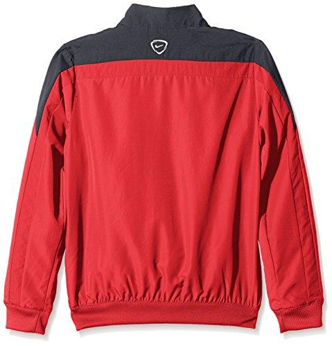 Nike Jungen Jacke Squad14 Sideline Woven University Red/Black/White