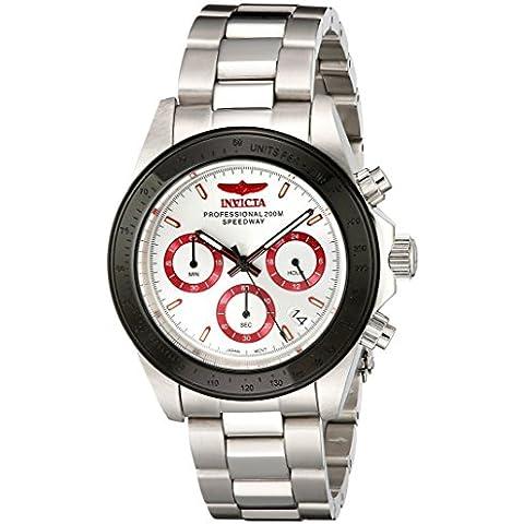 Invicta 36655/AP27 Orologio da Polso, Display Cronografo,