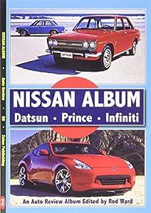 Auto Libros Nissan álbum