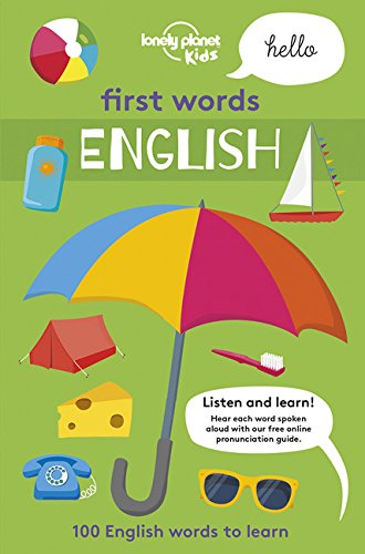 First Words - English (Lonely Planet Kids) por Lonely Planet Kids