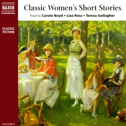 Classic Women's Short Stories (Unabridged Selections)  Audiolibri