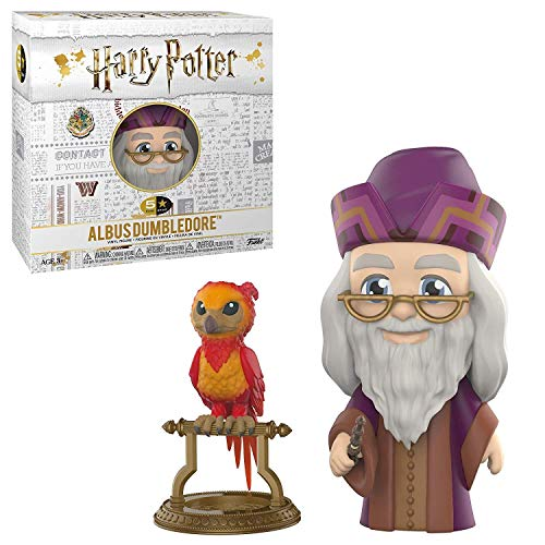 FunKo Figurine Harry Potter - Albus Dumbledore 5 Stars 10cm - 0889698304542