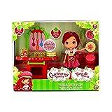 Charlotte aux fraises fraisi boutique et poupee 15cm...