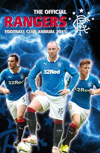 Official Rangers FC 2015 Annual (Annuals 2015) por Grange Communications