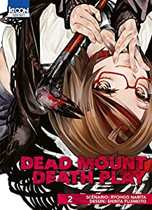 Dead Mount Death Play Edition simple Tome 2