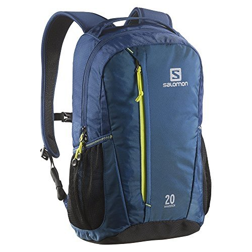 Imagen de salomon  wanderer 20 varios colores midnight blue/gecko green talla uni alternativa