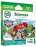 Leapfrog - 82013 - Jeu Electronique - Leappad / Leapster -  Transformers Rescue Bots