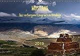 MUSTANG - das verborgene Königreich im Himalaya (Wandkalender 2019 DIN A3 quer): Mustang - Nepals farbprächtiges Paradies (Monatskalender, 14 Seiten ) (CALVENDO Natur)