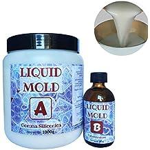 Goma de silicona líquida para moldeo – 2-K para moldes, ...