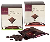 Domori Cioccolata Calda Secondo Monodose - Pacco da 4x47 gr