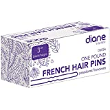 Diane Fromm 3'' Bronze French Hair Pins 1 lb D6056