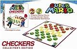 Nintendo Damespiel Super Mario