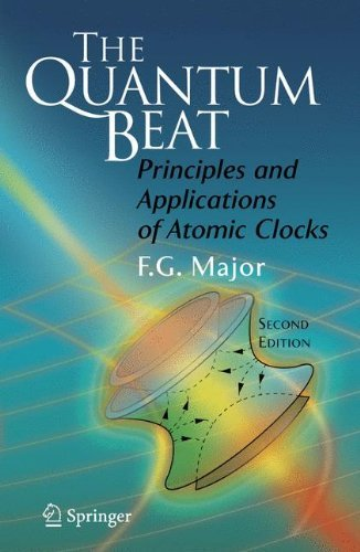 The Quantum Beat: Principles and Applications of Atomic Clocks (English Edition)