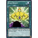 YuGiOh : BP02-EN164 1st Ed Ego Boost Mosaic Rare Card - ( War of the Giants Battle Pack Yu-Gi-Oh! Single Card ) by Deckboosters