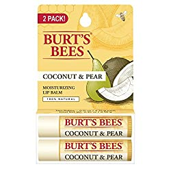 Burts Bees 100% Natural Moisturizing Lip Balm