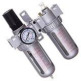 Druckluft Wartungseinheit Druckminderer Öler für Kompressor Schlagschrauber