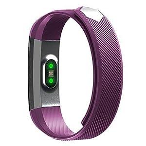 DANILE Smart Bluetooth Information Push Anrufer ID Schrittzähler Bewegung Armband