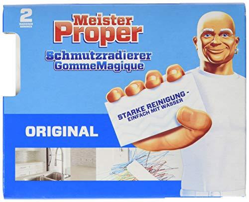 Meister Proper EXPRESS Schmutzradierer, 2 Stück