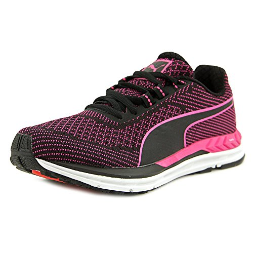 Puma Speed 600 S Ignite Synthétique Baskets Puma Black-Pink Glo