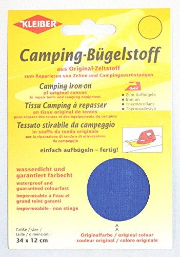 kleiber-patch-reparation-thermocollant-toile-tente-auvent-100-coton-bleu-roi