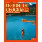 Lezioni di geografia. Per la Scuola media. Con CD-ROM: 1