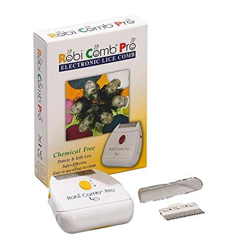Liceguard Robi Comb Pro, elektronischer Läusekamm