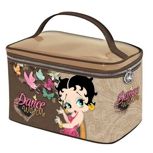 Betty Boop - Dance - Vanity Case, 1er Pack (1 x 280 g) (Tasche Vanity Handtasche Case)