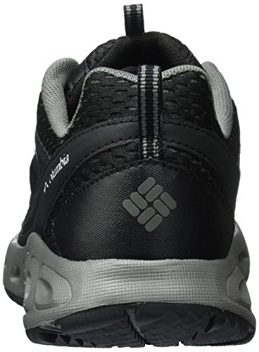 Columbia Vent Master, Chaussures Multisport Outdoor Homme Noir (Black/white 012)