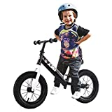LBLA Balance Bike for Kids, Balancing Cycle No Pedal, Training Walking Bicycle with Carbon Steel Frame for Toddler Ages 2 to 5