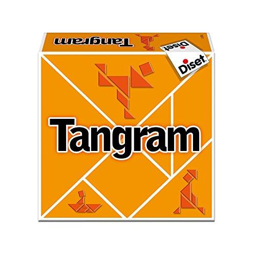Diset - Juego Tangram (76511)