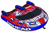 Airhead Tek AHSH-2 Shockwave 2-Rider Towable by Airhead