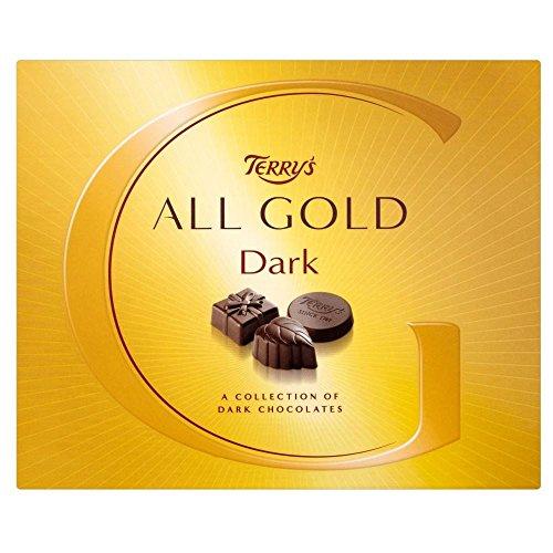 Terry's All Gold Dark Chocolates (400g)