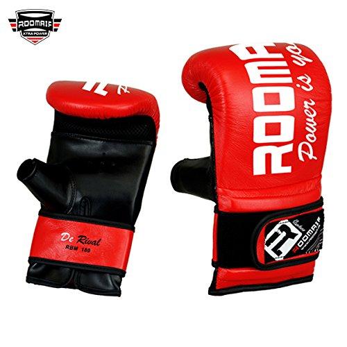 ROOMAIF Gants de sac entraînement Boxe Gants Kick Boxing Sparring Sac De Frappe Muay Thaï MMA Boxe FR
