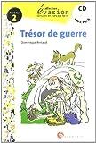 EVASION NIVEAU 2 TRESOR DE GUERRE + CD (Evasion Lectures FranÇais) - 9788429409406
