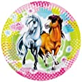Charming Horses Party Adornment Items with 2Horses and Pony Designs for Girls Birthday Party by Amscan