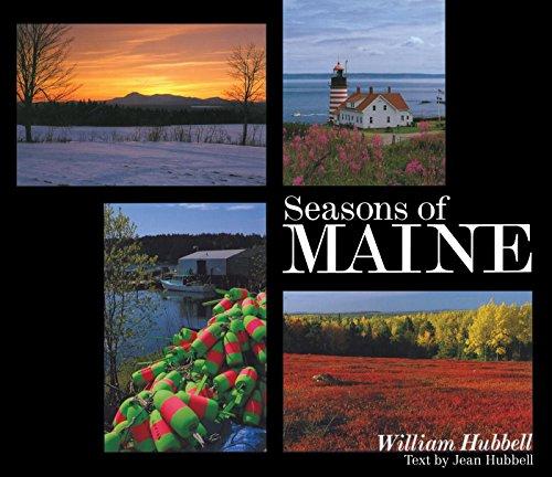 Seasons of Maine (English Edition)