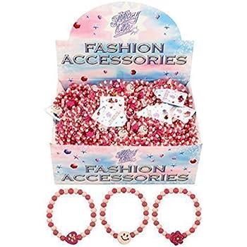 81c15a9c934c8 Lot de 10 Bracelet Dauphin Perle Enfant - Couleur Aléatoire - Cadeau ...