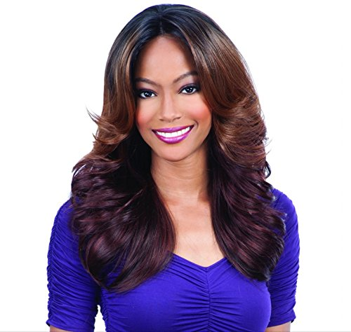 Freetress Equal 3 Way Part Synthetic Lace Front Wig - Marvel-OF8/144/613 by Freetress