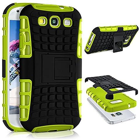 Tank Case für Samsung Galaxy S3 / S3 Neo |