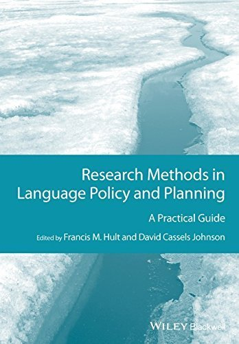 Research Methods in Language Policy and Planning: A Practical Guide (GMLZ - Guides to Research Methods in Language and Linguistics) by Francis M. Hult (2015-07-07)