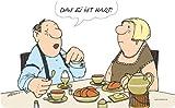 Ideen für Geschenke Witzige Geschenkideen für Genießer - Inkognito Frühstücksbrettchen Loriot Das Ei ist Hart