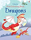 First Colouring Book Dragons (First Colouring Books) (First Colouring Books with stickers)