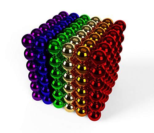 Magnesis Pack (Regenbogen, 216 Pcs) -