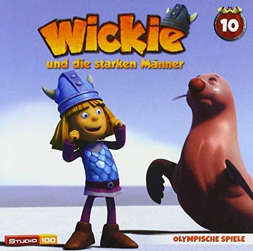 Wickie 10: Olympische Spiele u.a. (CGI)