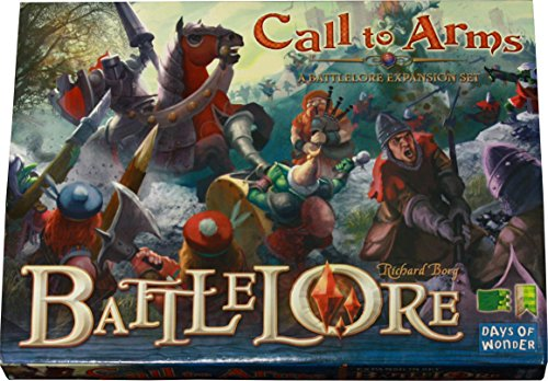 Fantasy Flight Games BL02 - BattleLore: Call to Arms