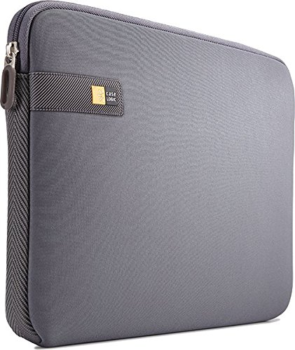Case Logic Notebook Sleeve für Notebooks bis 33,7 cm (13.3 Zoll) Graphite Grau (13.3 Logic Case)